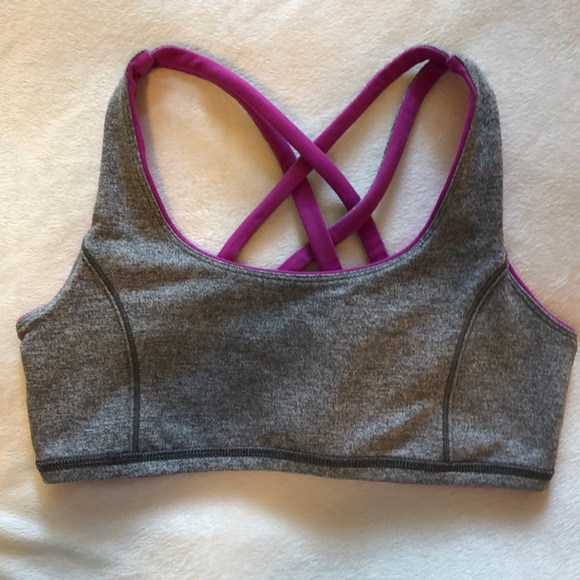 516c2d04f85c8 Ivivva Other - Ivivva by Lululemon reversible sports bra size 14